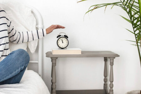 Wie die Organ-Uhr Dir helfen kann endlich wieder gut zu schlafen