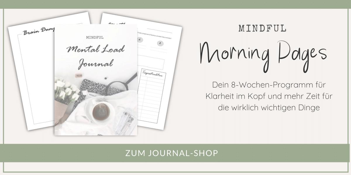 Morgenseiten für Mamas